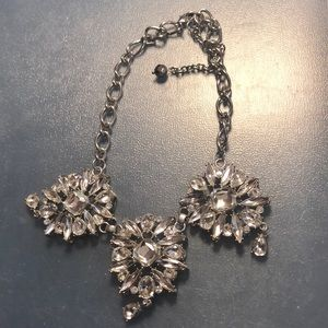 Jewelry - Crystal costume necklace